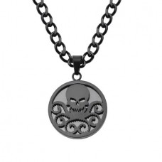 MARVEL HYDRA LOGO 24IN NECKLACE