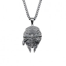 STAR WARS MILLENIUM FALCON 22IN NECKLACE