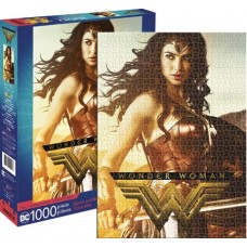 WONDER WOMAN MOVIE 1000 PIECE JIGSAW PUZZLE