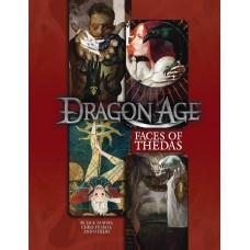 DRAGON AGE RPG FACES OF THEDAS SOURCEBOOK