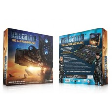 VALERIAN ALPHA MISSIONS BOARD GAME