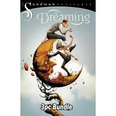 DREAMING #1 REG & VARIANT 3PC BUNDLE