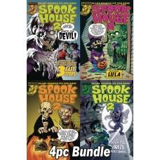 SPOOKHOUSE 2 #1 - #4 4PC BUNDLE