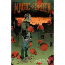 MAGIC ORDER #4 (OF 6) CVR A COIPEL (MR)