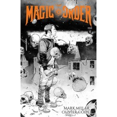 MAGIC ORDER #4 (OF 6) CVR B COIPEL (MR)