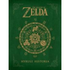 LEGEND OF ZELDA HYRULE HISTORIA HC