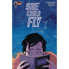 SHE COULD FLY #3 (MR)