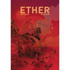 ETHER THE COPPER GOLEMS #5 (OF 5) CVR A RUBIN