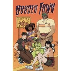 BORDER TOWN #1 (MR)