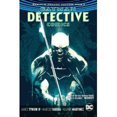 BATMAN DETECTIVE REBIRTH DLX COLL HC BOOK 02
