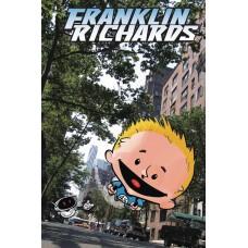FRANKLIN RICHARDS FANTASTIC YEAR #1