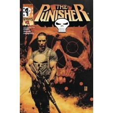TRUE BELIEVERS PUNISHER BY ENNIS & DILLON #1