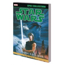 STAR WARS LEGENDS EPIC COLLECTION NEW REPUBLIC TP VOL 04