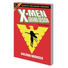 X-MEN GRAND DESIGN SECOND GENESIS TP