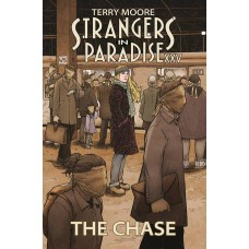 STRANGERS IN PARADISE XXV TP VOL 01 THE CHASE
