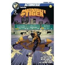 MIDNIGHT TIGER STRONGER #2 (OF 4)