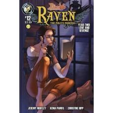 PRINCELESS RAVEN YEAR 2 #12
