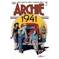 ARCHIE 1941 #1 (OF 5) CVR A KRAUSE