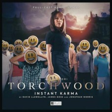TORCHWOOD INSTANT KARMA AUDIO CD