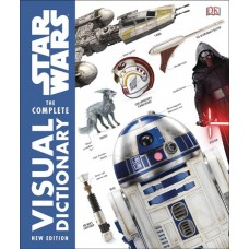 STAR WARS COMPLETE VISUAL DICTIONARY UPDATED ED