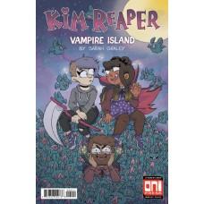 KIM REAPER VAMPIRE ISLAND #1 CVR A