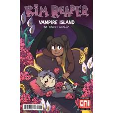 KIM REAPER VAMPIRE ISLAND #1 CVR B FARINA VARIANT