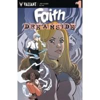 FAITH DREAMSIDE #1 (OF 4) CVR A SAUVAGE