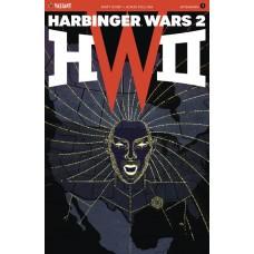 HARBINGER WARS 2 AFTERMATH #1 CVR A ALLEN