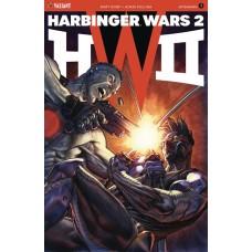 HARBINGER WARS 2 AFTERMATH #1 CVR B LAROSA
