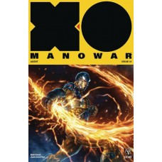 X-O MANOWAR (2017) #19 (NEW ARC) CVR B QUAH