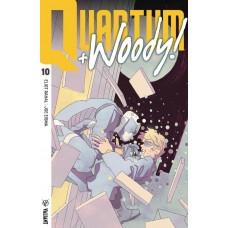 QUANTUM & WOODY (2017) #10 CVR A SMART