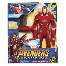 AVENGERS MISSION TECH IRON MAN AF CS