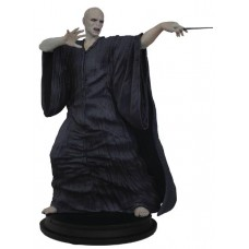 HARRY POTTER LORD VOLDEMORT 8IN POLYSTONE STATUE