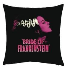 UNIVERSAL MONSTERS BRIDE OF FRANKENSTEIN PILLOW
