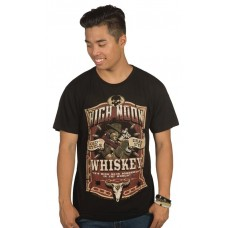 OVERWATCH MENS HIGH NOON WHISKEY T/S SM