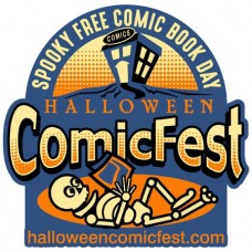 HALLOWEEN COMIC FEST HCF 2019 FULL SIZE COMIC BUNDLE @G
