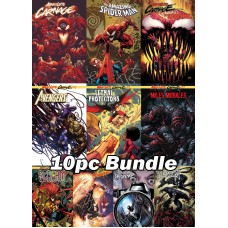 ABSOLUTE CARNAGE #3 AND REG TIE-IN ISSUES 10PC BUNDLE @A