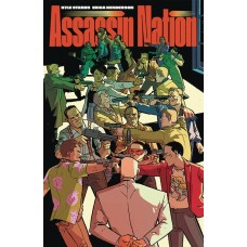 ASSASSIN NATION TP VOL 01 (MR) @D