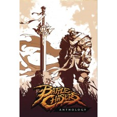 BATTLE CHASERS ANTHOLOGY TP @D
