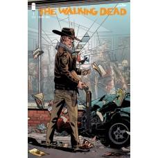 WALKING DEAD #1 15TH ANNV VARIANT (MR) @D