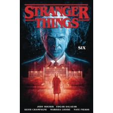 STRANGER THINGS TP VOL 02 SIX @D