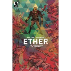 ETHER DISAPPEARANCE OF VIOLET BELL #1 (OF 5) CVR A RUBIN @D
