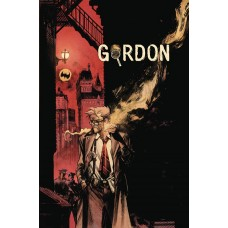 BATMAN CURSE OF THE WHITE KNIGHT #3 (OF 8) VARIANT @D