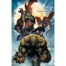 GOTHAM CITY MONSTERS #1 (OF 6) @S