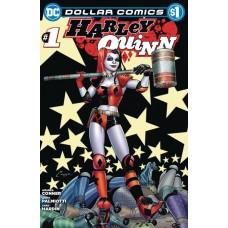 DOLLAR COMICS HARLEY QUINN #1 @U