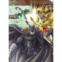 BATMAN & THE JUSTICE LEAGUE MANGA TP VOL 03 @S