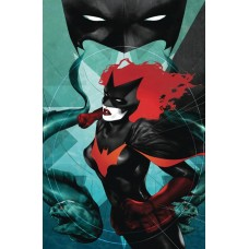 BATWOMAN HAUNTED TIDES TP @S