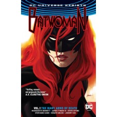 BATWOMAN TP VOL 01 THE MANY ARMS OF DEATH (REBIRTH) @T