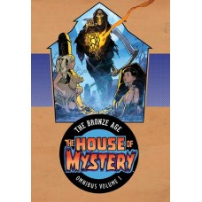 HOUSE OF MYSTERY THE BRONZE AGE OMNIBUS HC VOL 01 @G