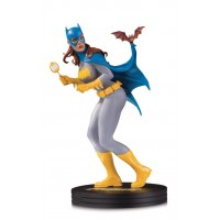 DC COVER GIRLS BATGIRL BY FRANK CHO STATUE @F